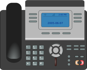 VOIP-Desk-Phone